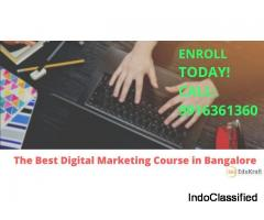 Best Digital Marketing Training Institute in BTM Koramangala | Bangalore