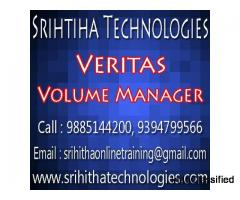 Veritas Volume Manager Online Training