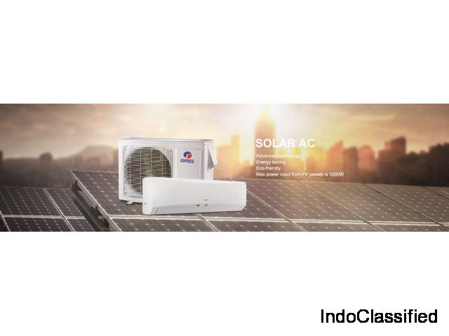 Solar air conditioner India | Gree India