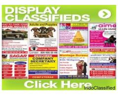 How Bookadsnow Helps You to Book Display Classified ads in Newspapers?