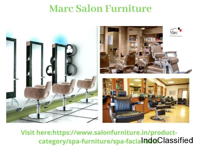 furniture for beauty parlour