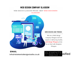 Web design company Glasgow|Affordable web design Glasgow-Elements design studio