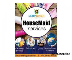 Best House Miad in Noida. Servoner Best housemiad services in Noida