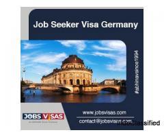 Job Seeker Visa Germany