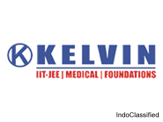 IIT JEE Entrance Coaching in Delhi @Kelvin Institute - Admissions Open!