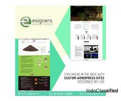 WORDPRESS WEBSITE DESIGN in INDIA