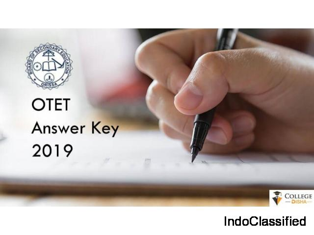 OTET Answer Key 2019 | Check Cut off - Download PDf