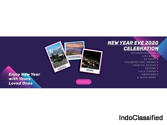 New Year Packages Near Delhi | New Year Packages 2020