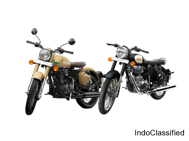 Royal Enfield Showroom | New Royal Enfield Bikes 2020