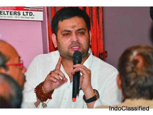 Bhartiya Kisan Union Leader in Lucknow