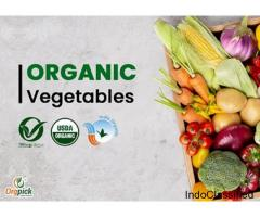 Online Vegetable Shopping at OrgPick