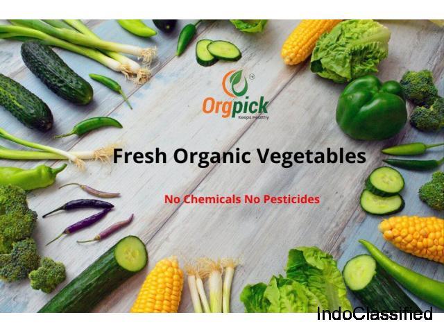 Fresh Organic Vegetables Online Shopping in Pune