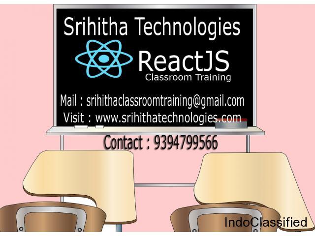 ReactJS Training in Ameerpet