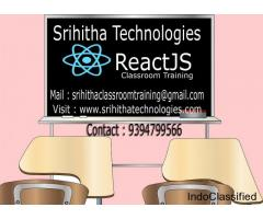 ReactJS Training in Ameerpet