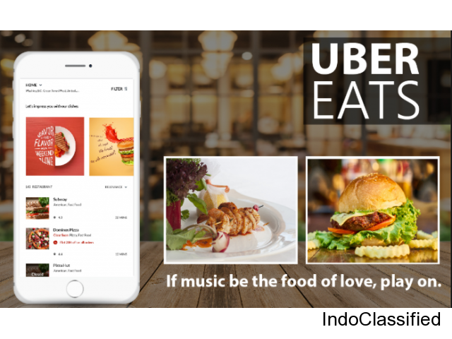 UberEats Clone Script for Food Delivery app like UberEats