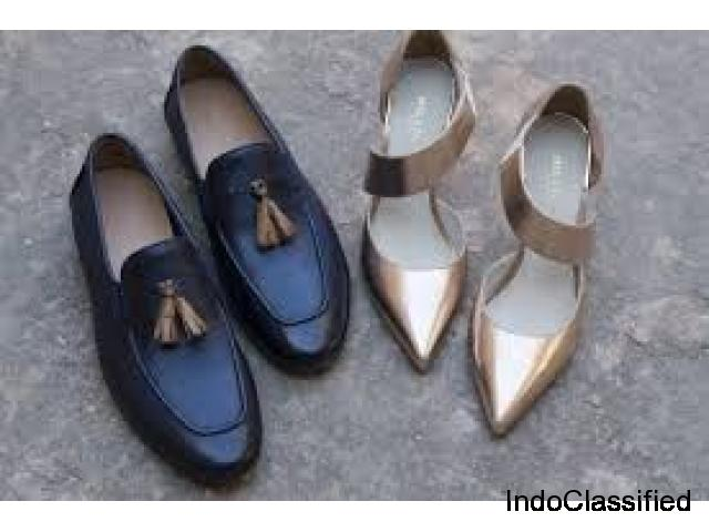 Trend of leather shoes
