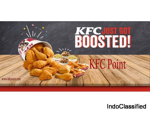 KFC Franchise Business In India : KFC Point