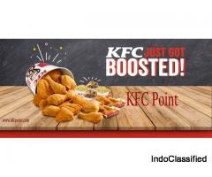 KFC Franchise Business In India : KFC Point