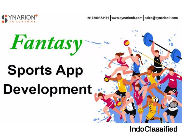 Fantasy Sports Software Development Solutions