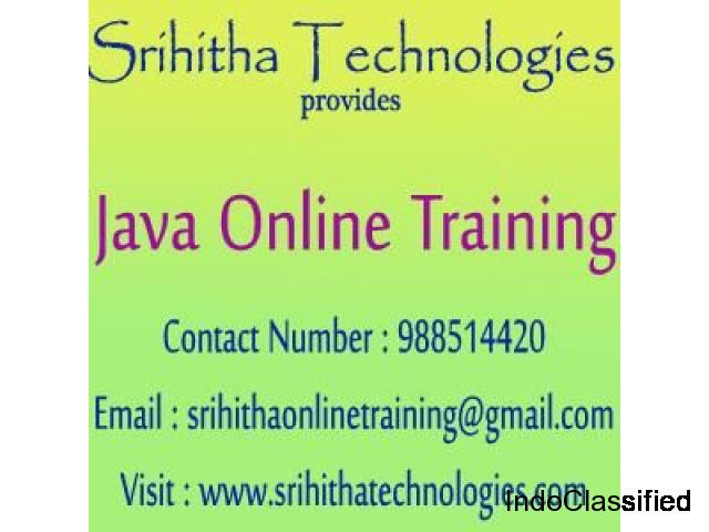 Java Online Training Institute