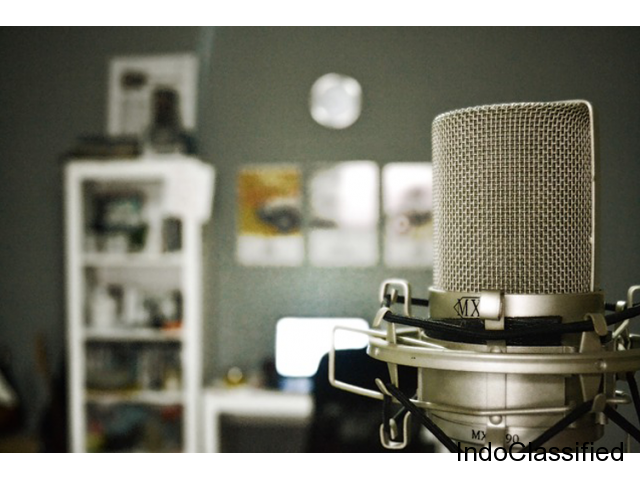 Best Voice Dubbing Service in India