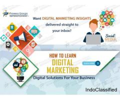 Secure better job opportunities for Digital Marketing Live Project Training Noida