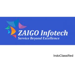 Custom Web Development Services USA - Zaigo Infotech
