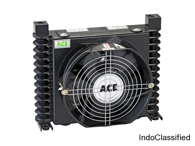 Best Air-Cooled Heat Exchanger System‎ with ACE Automation