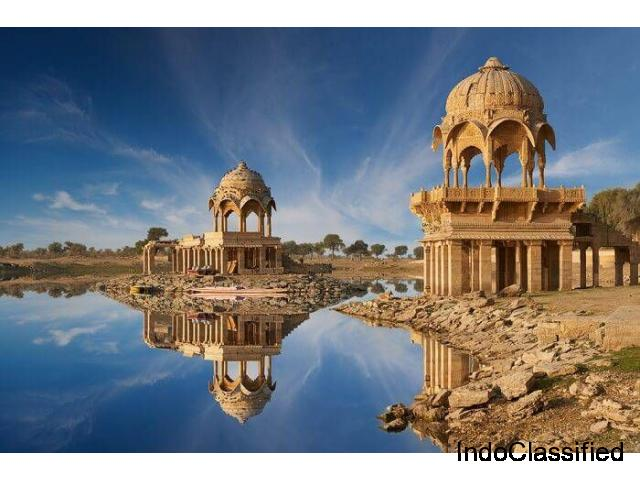 Get Cab India :- Taxi service in Jaisalmer