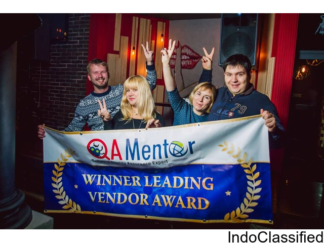 Best Software Testing Company – QA Mentor Inc