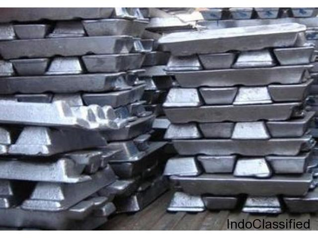 Stainless Steel Scrap Exporter in Singapore - Deetansa