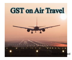 The Problems in Getting Air Ticket GST Input Credit and The Solution