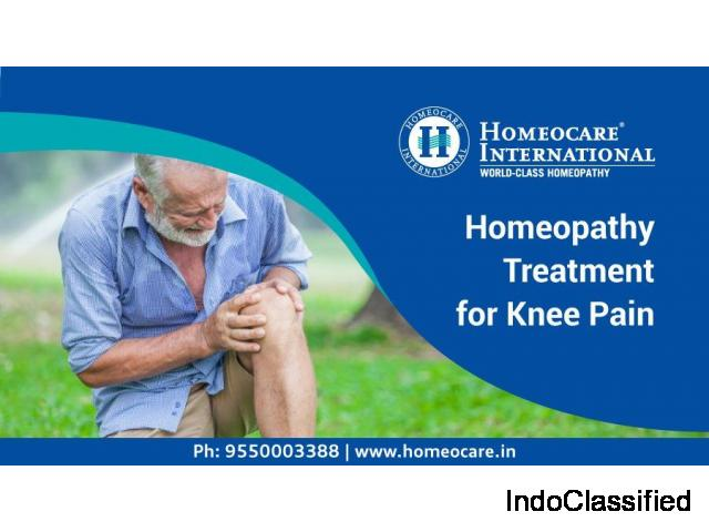 Knee Pain Treatment In Homeopathy