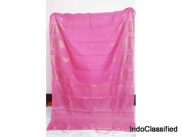 Buy Traditional Cotton Handloom Sarees Online from Ayanna Sarees