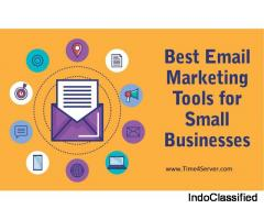 Best Email Marketing with the advanced report, analytics, and fast delivery by Time4Server