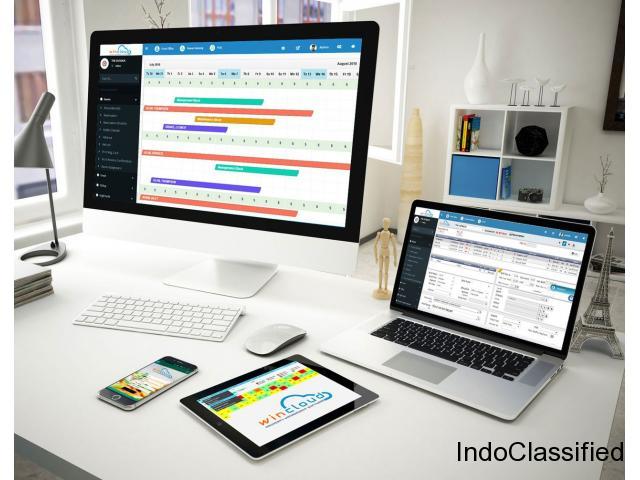 Cloud PMS Software-WINCLOUD