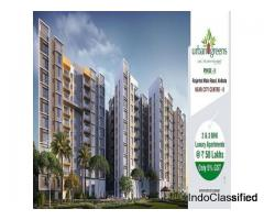 Looking For Flats in Rajarhat Near City Centre 2 - Urban Greens