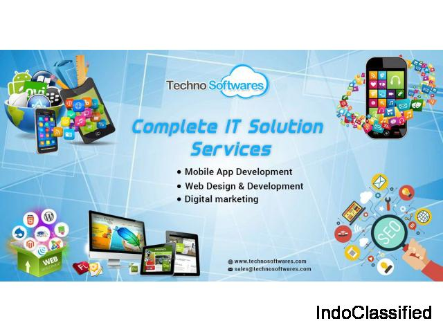 Techno Softwares: Web Development Company in Jaipur
