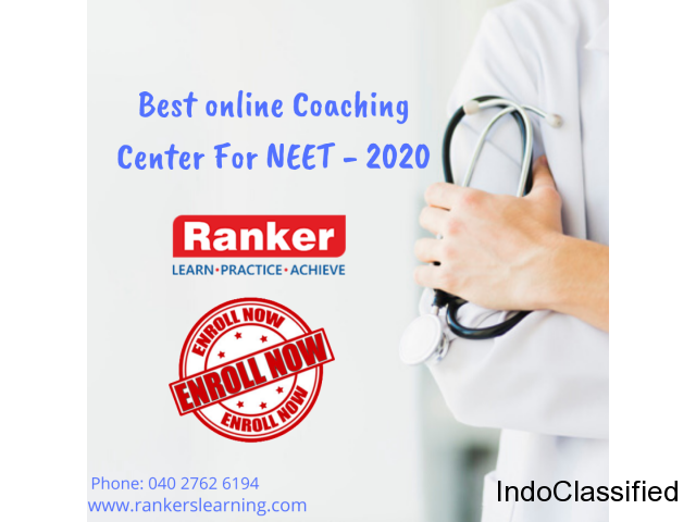 Best Online & Offline Coaching for Eamcet Medical,IIT,JEE,NEET – 2020