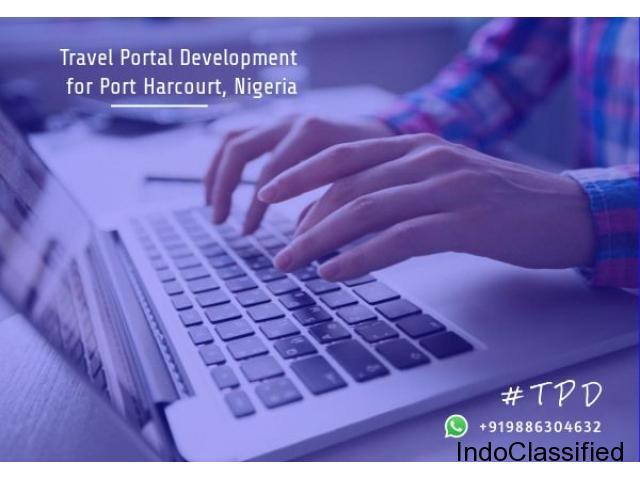 Travel Portal Development for Port Harcourt, Nigeria