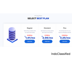 Best Shared Hosting service 2020 caprahost