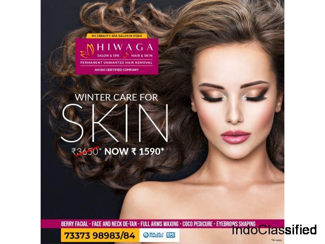 Hiwaga Beauty Salon - Spa in vizag