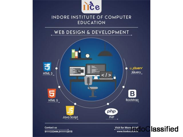 Find out the Top Web Development Courses List in Indore, India