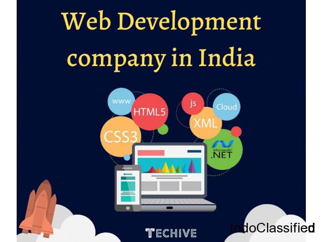 We Develop Website that represent you
