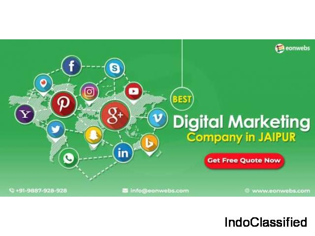 Digital Marketing Company in Jaipur, Digital Marketing Service - Eonwebs