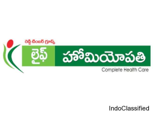 Homeopathy Clinic in Kurnool - Life Homeopathy Kurnool