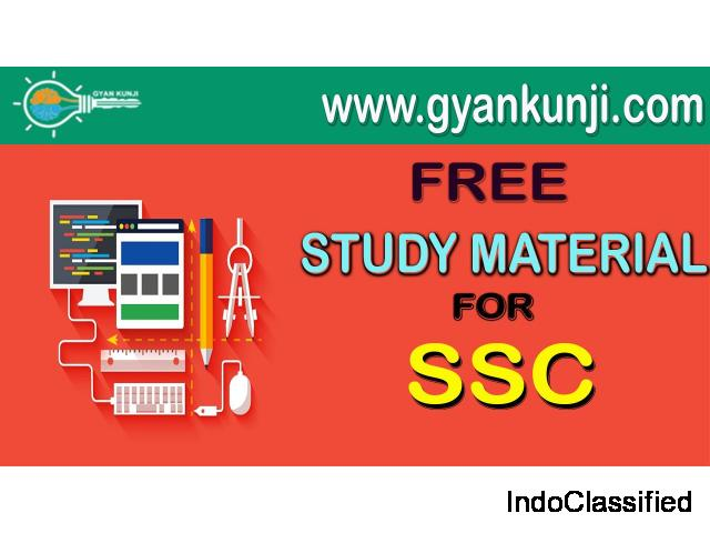 Free Online study material for competitive exams