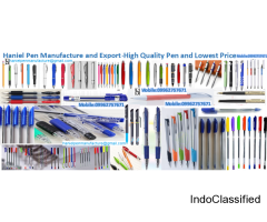 Haniel Pen Manufacture and Export & Whole Sale / Cello Tape Manufacture