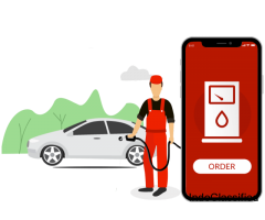Best Fuel Delivery App Clone Script in PHP | Clone Script of Popular Mobile App