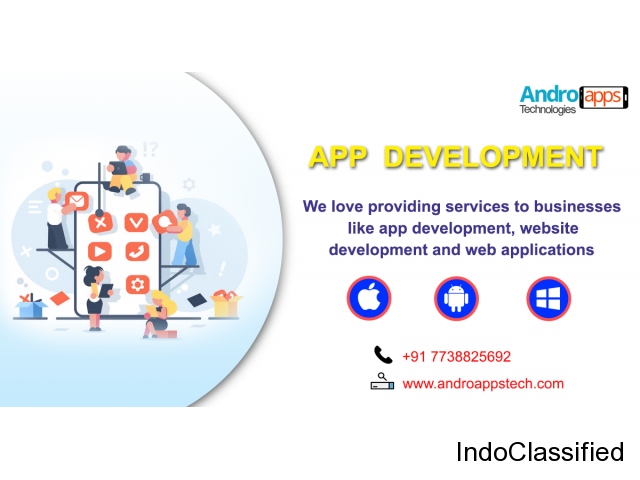 Web Development and mobile app development